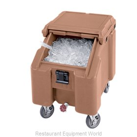 Cambro ICS100L4S157 Ice Bin Chest Mobile