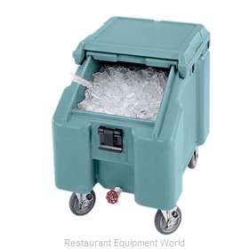 Cambro ICS100L4S401 Ice Bin Chest Mobile