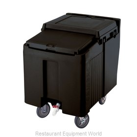 Cambro ICS125LB110 Ice Bin / Ice Caddy , Mobile