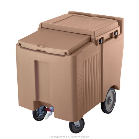 Cambro ICS125LB157 Ice Bin / Ice Caddy , Mobile