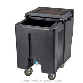 Cambro ICS125T110 Ice Bin / Ice Caddy , Mobile