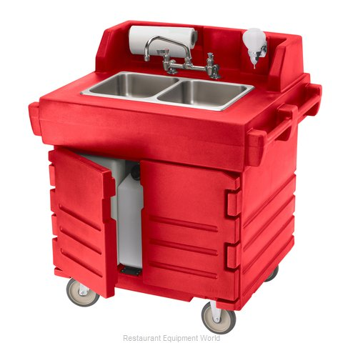Cambro KSC402158 Hand Sink Cart