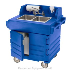 Cambro KSC402186 Hand Sink, Mobile
