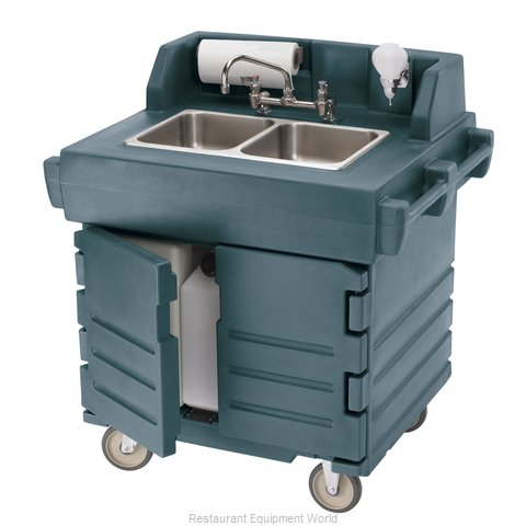 Cambro KSC402191 Hand Sink Cart