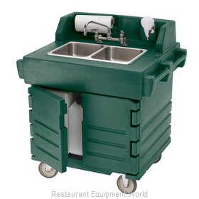 Cambro KSC402519 Hand Sink, Mobile