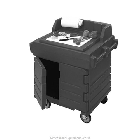 Cambro KWS40426 Serving Counter Utility Buffet (Magnified)