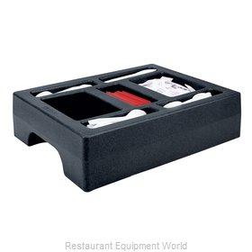 Cambro LCDCH10110 Condiment Caddy, Countertop Organizer