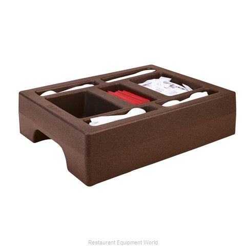 Cambro LCDCH10131 Condiment Caddy, Countertop Organizer (Magnified)