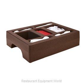 Cambro LCDCH10131 Condiment Caddy, Countertop Organizer