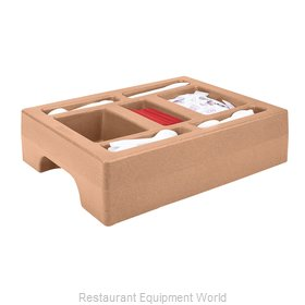 Cambro LCDCH10157 Condiment Caddy, Countertop Organizer