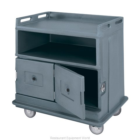 Cambro MDC24F191 Beverage Service Cart (Magnified)