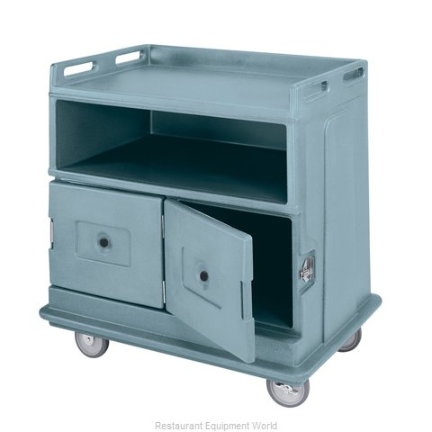 Cambro MDC24F401 Beverage Service Cart (Magnified)