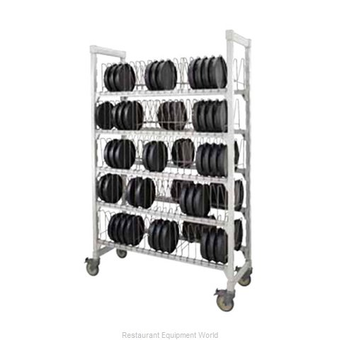 Cambro MDSDCPKG480 Dome Storage Cart