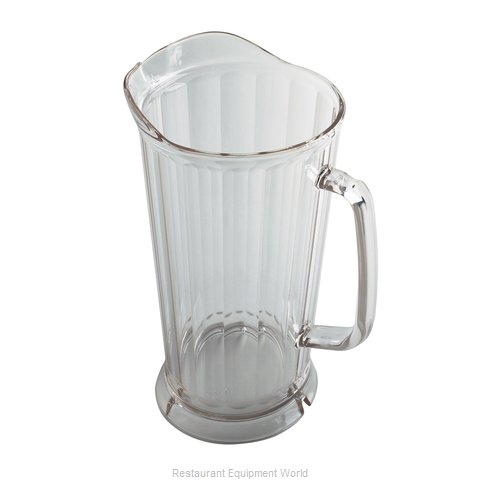 Cambro P64CW135 Pitcher, Plastic (Magnified)