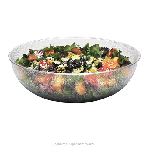 Cambro PSB15176 Round Pebbled Bowl
