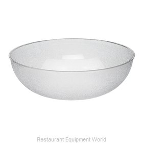 Cambro PSB23176 Round Pebbled Bowl