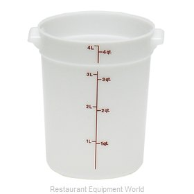 Cambro RFS4148 Food Storage Container, Round