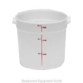 Cambro RFS6148 Poly round Storage Container