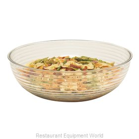 Cambro RSB10CW135 Round Ribbed Bowl