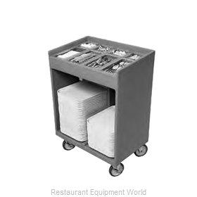 Cambro TC1418615 Flatware & Tray Cart