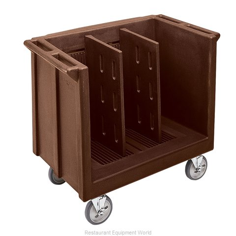 Cambro TDC30131 Adjustable Tray And Dish Cart