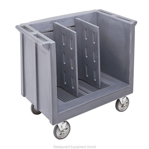 Cambro TDC30191 Adjustable Tray And Dish Cart