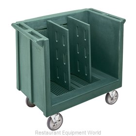 Cambro TDC30192 Adjustable Tray And Dish Cart