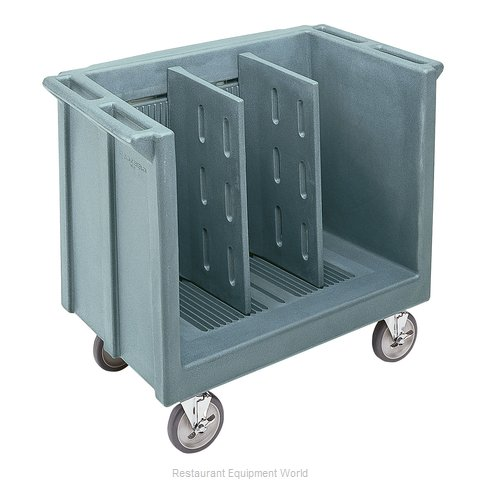 Cambro TDC30401 Adjustable Tray And Dish Cart