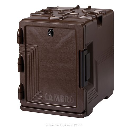 Cambro UPCS400131 Cabinet, Enclosed, Bun / Food Pan