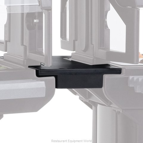 Cambro VBRC186 Food Bar straight connector (Magnified)