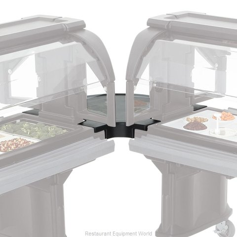 Cambro VBRC90186 Food Bar corner connector