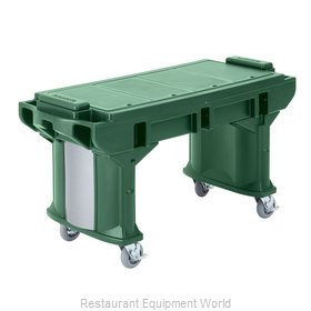 Cambro VBRTL6519 Serving Counter Cold Pan Salad Buffet