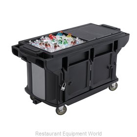 Cambro VBRUTHD6110 Serving Counter Cold Pan Salad Buffet