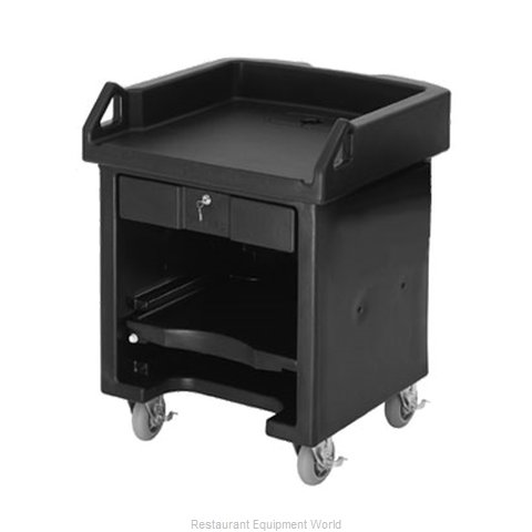 Cambro VCS519 Cash Register Stand Buffet Serving