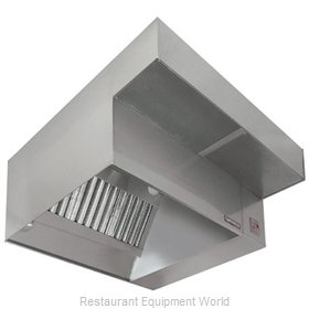Captive Aire E-PANEL-8 Stainless Steel Wall Panel