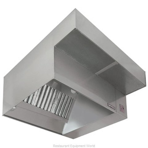 Captive Aire ENCPANEL-19 Stainless Enclosure Panel
