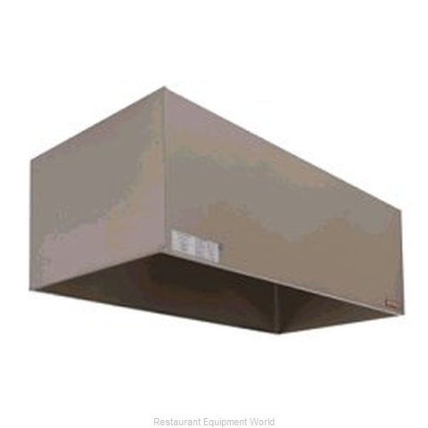Captive Aire VH1-4242 Non-Grease Application Exhaust Hood