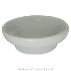 Carlisle 087502 Sauce Dish, Plastic