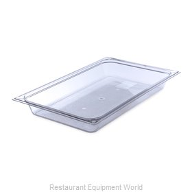 Carlisle 10200B07 Food Pan, Plastic