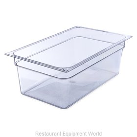 Carlisle 10203B07 Food Pan, Plastic