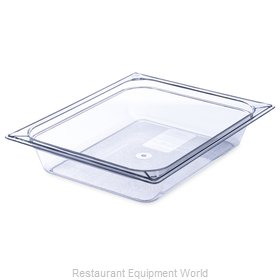 Carlisle 10220B07 Food Pan, Plastic