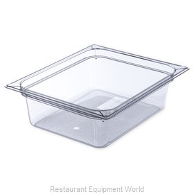Carlisle 10221B07 Food Pan, Plastic