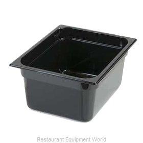 Carlisle 10222B03 Food Pan, Plastic