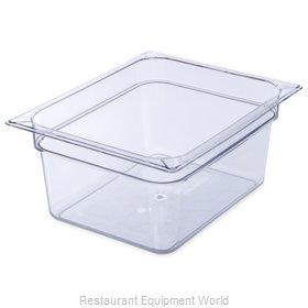 Carlisle 10222B07 Food Pan, Plastic