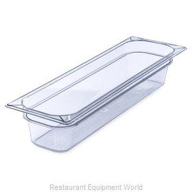 Carlisle 10241B07 Food Pan, Plastic