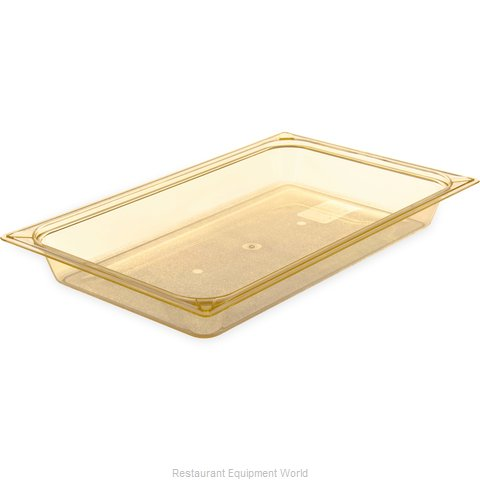 Carlisle 10400B13 Food Pan Steam Table Plastic Hi-temp