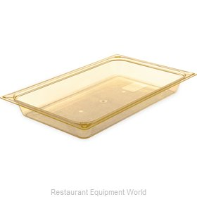 Carlisle 10400B13 Food Pan, Plastic Hi-Temp