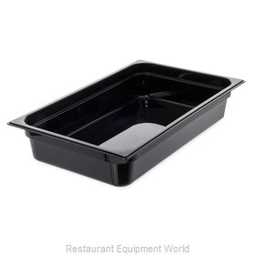 Carlisle 10401B03 Food Pan, Plastic Hi-Temp