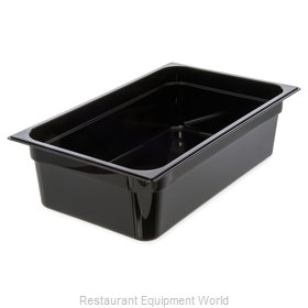 Carlisle 10402B03 Food Pan, Plastic Hi-Temp
