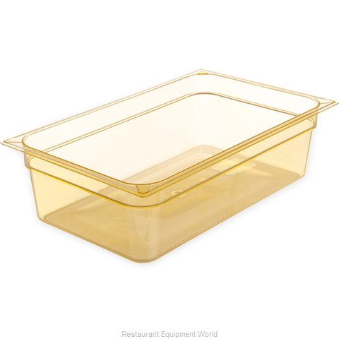 Carlisle 10402B13 Food Pan Steam Table Plastic Hi-temp